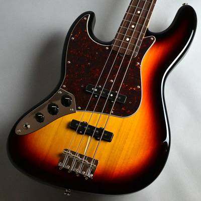 Fender Made in Japan Traditional 60s JazzBass Left hand 3-Color Sunburst