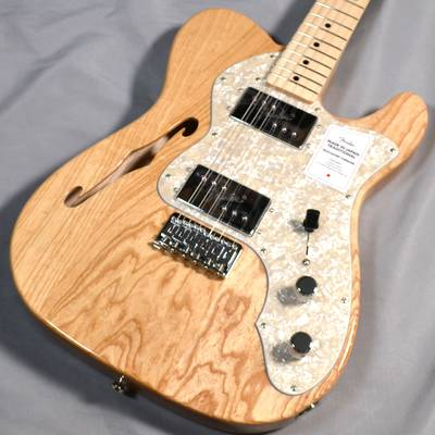 Fender Made in Japan Traditional 70s Telecaster Thinline Maple Fingerboard NA
