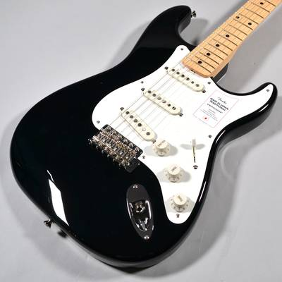 Fender Made in Japan Traditional 50s Stratocaster Maple Fingerboard Black Black