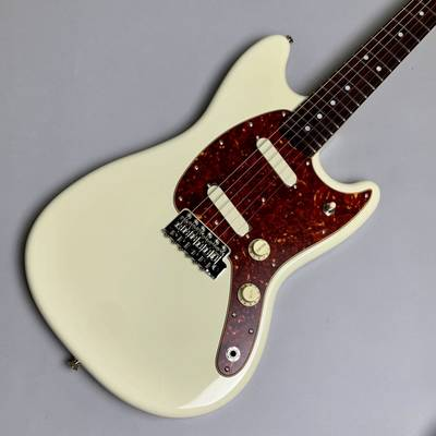 Fender Made in Japan Char Signature Mustang Olympic White