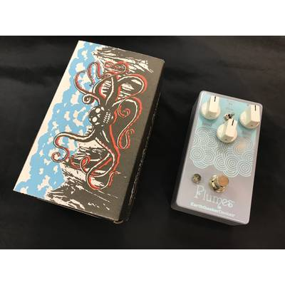 EarthQuaker Devices Plumes Mint Gray	 Mint Gray