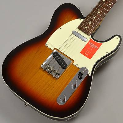 Fender MADE IN JAPAN TRADITIONAL 60S TELECASTER CUSTOM 3-Color Sunburst (3TSB)