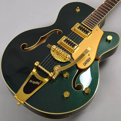 GRETSCH G5420TG Limited Edition Electromatic Hollow Body Single-Cut with Bigsby Cadillac Green (CGN)