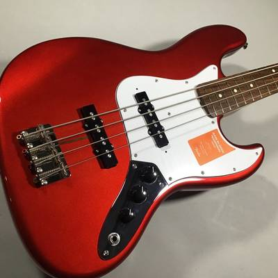 Fender Made in Japan Traditional 60s Jazz Bass CAR(Candy Aplle Red)