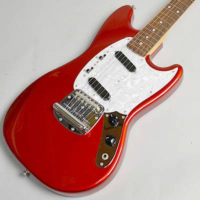 Fender Japan MG69 Candy Apple Red