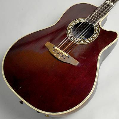 Ovation 30th anniversary guitar collector's edition 96