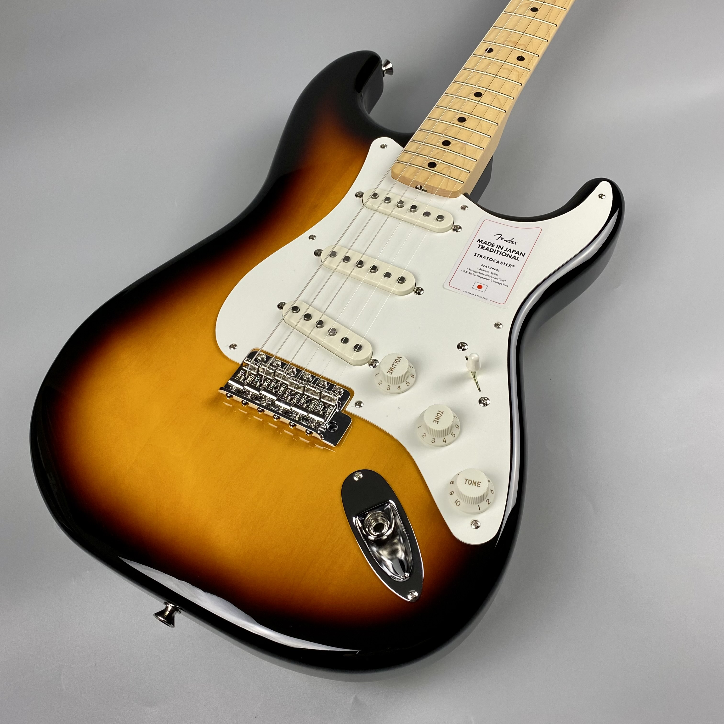 Fender MADE IN JAPAN TRADITIONAL 50S STRATOCASTER 2TS