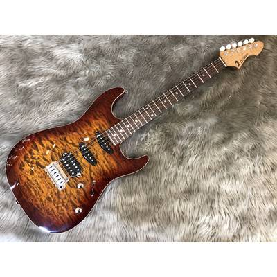 T's Guitars DST-22 Roasted F/M WBB