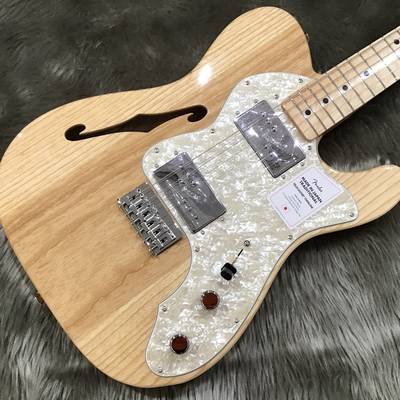 Fender MADE IN JAPAN TRADITIONAL 70S TELECASTER THINLINE NAT