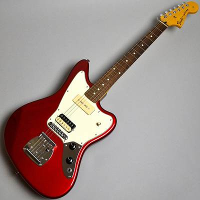 Fender Jean-KenJohnnyJaguar Candy Apple Red【B級特価】 CAR