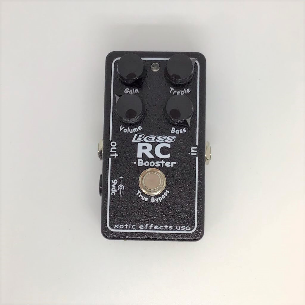 XOTIC RC Booster	【USED】