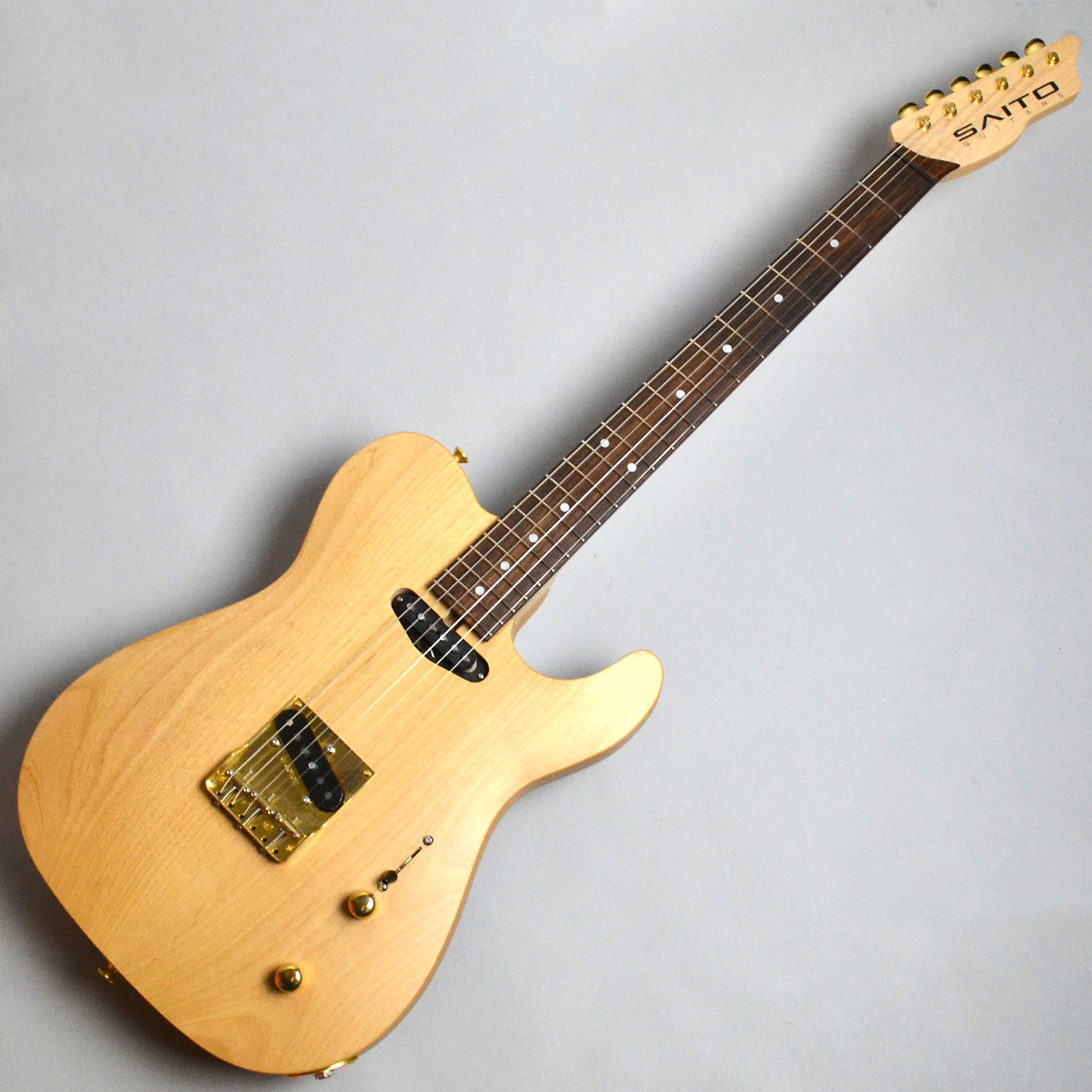 SAITO GUITARS S-622TLC/Ald/Rose NAT