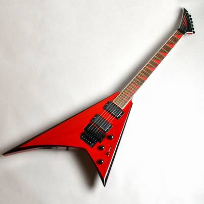 Jackson X Series Rhoads RRX24, Red with Black Bevels R BB