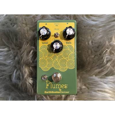 EarthQuaker Devices Plumes 緑