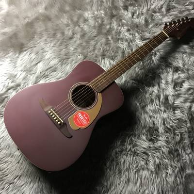 Fender Malibu Player WN BGS