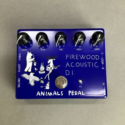ANIMALS PEDAL FIREWOOD ACOUTSTIC DI