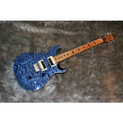 PRS SE CUSTOM24 Roasted Maple LTD WHALE BLUE WN