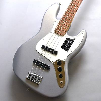 Fender PLAYER JAZZ BASS PF SL(Silver)