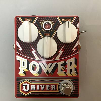 DR.NO Effects POWERDRIVER MKII