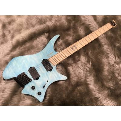 Strandberg  Boden RAS 6 BanG Dream! RAISE A SUILEN コラボレーションモデル light Blue