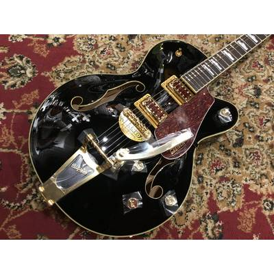 Gretsch Electromatic  G5420TG Limited Edition Electromatic '50s Hollow Body Single-Cut with Bigsby Black BLK