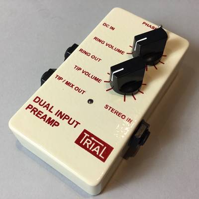 TRIAL DUAL INPUT PREAMP