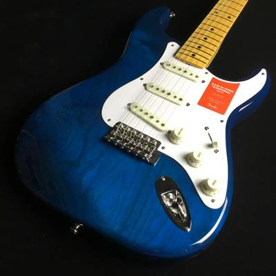Fender Traditional 58's Stratocaster Sapphire Blue Transparent